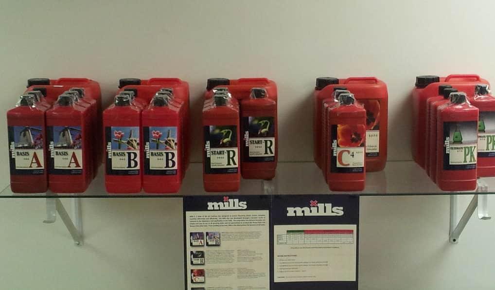 L2 e1535066515300 - Guida all'uso Mills Nutrient