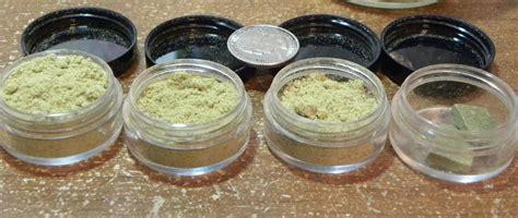 L5 - Estrazione Hashish con Cannabis Ghiacciata