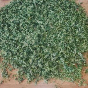 Trinciato di cannabis