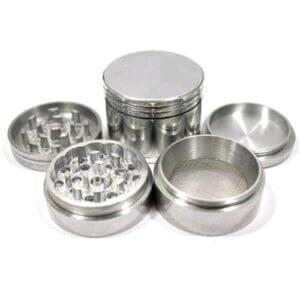 Grinder argento