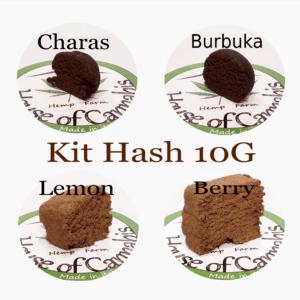 kit cbd hash 10g