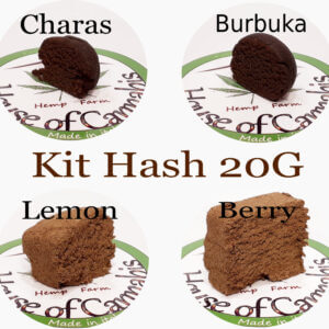 kit cbd hash 20g